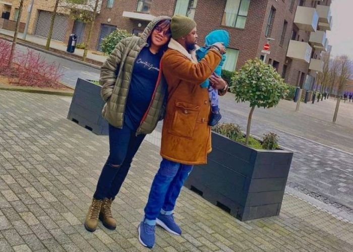 Actress Toyin Abraham Shares New Photos Of Her Family As They Continue to Enjoy Their Vacation In London 1