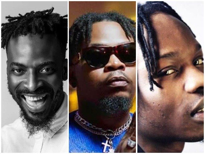 8 Nigerian Musicians Who Sound Terrible Outside The Studio » No. 3 Sound Like Frog 1