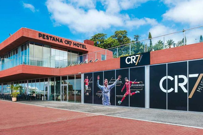Cristiano Ronaldo Has Convert His Hotel To Hospital In Portugal (Reason Will Shock You) 1