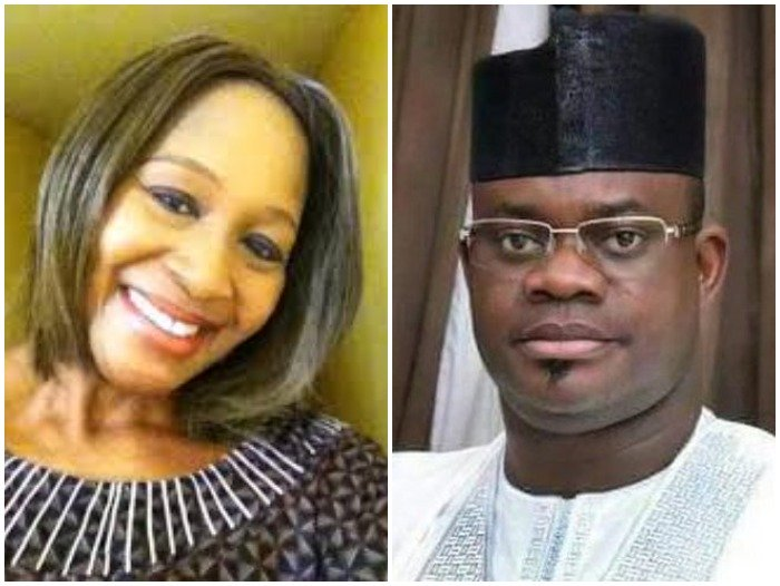 Kogi State Governor Yahaya Bello Test Positive To Coronavirus – Kemi Olunloyo 1