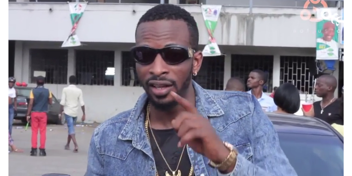 8 Nigerian Musicians Who Sound Terrible Outside The Studio » No. 3 Sound Like Frog 2