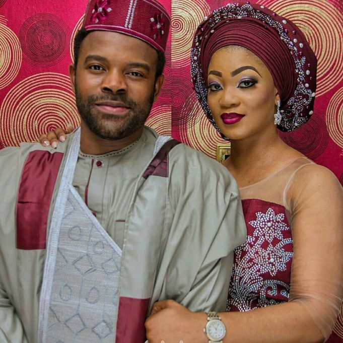Gabriel Afolayan and wife unfollow each other on Instagram amidst cheating rumours 1