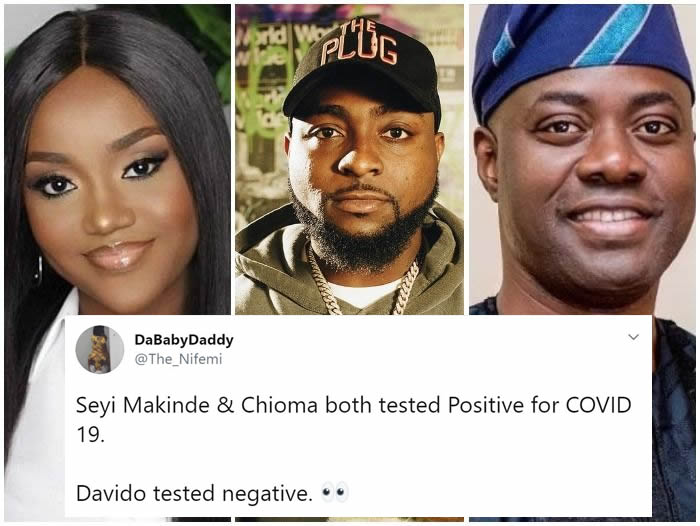 CORONAVIRUS!! Is Davido Deceiving Nigerians? – How Can He Be Negative? 6