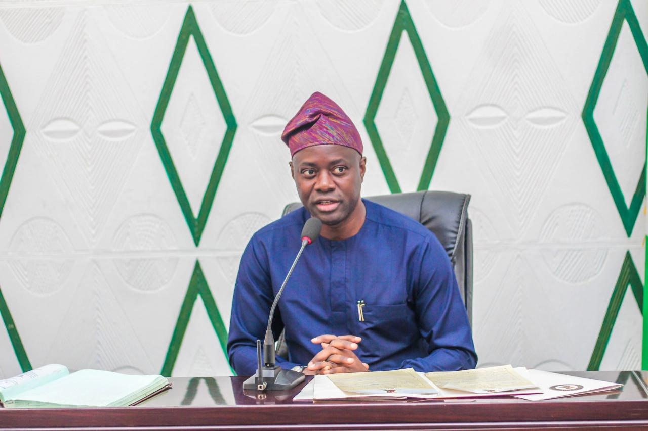 """Davido should redo the coronavirus test again"" – Nigerians react after Governor Makinde tested positive for the virus 2"
