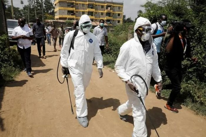 UPDATE!!! Relief As Lagos State Government Discharges 5 Coronavirus Patients 1