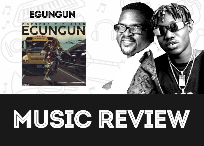 """MUSIC REVIEW!! Zlatan's New Song """"Egungun"""" With Obesere – A Total Noise Or A Nice Jam? 1"""