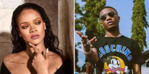 Can It Possible?? STARBOY, Wizkid reveals he wants to impregnate Rihanna 1