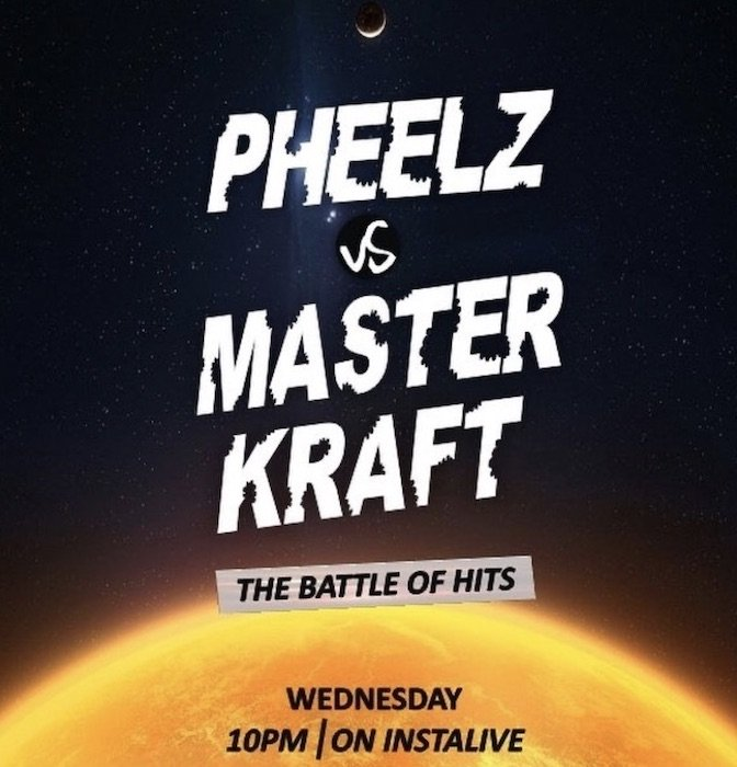 Just Like Sarz & Shizzi – Masterkraft & Pheelz Set To Battle Each Other On Instagram Live Too – Who Is Winning? 2