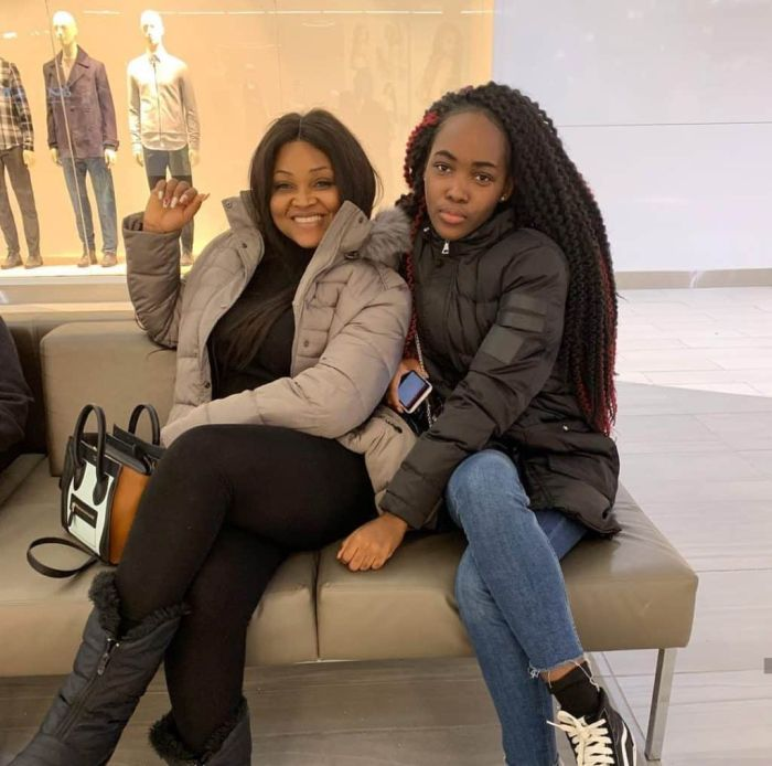 5 Things I've Learnt About Life – Mercy Aigbe's Daughter, Michelle Writes 1