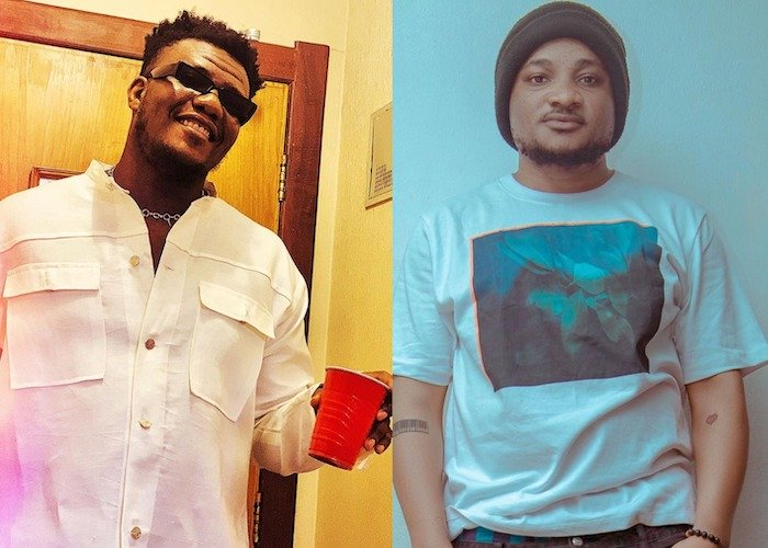 Just Like Sarz & Shizzi – Masterkraft & Pheelz Set To Battle Each Other On Instagram Live Too – Who Is Winning? 1