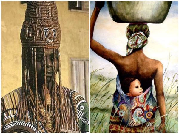 """VERY INTERESTING!! Read The Story Of """"Oba Samuel Asusumasa"""" Of Ekiti That Was Hanged For Killing A 1-Year Old Baby For Ritual 2"""