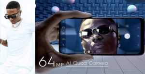 Magic of Unseen: TECNO Launches SONY Chip Enhanced Camon 15 Series, Unveils Wizkid as Brand Ambassador 1
