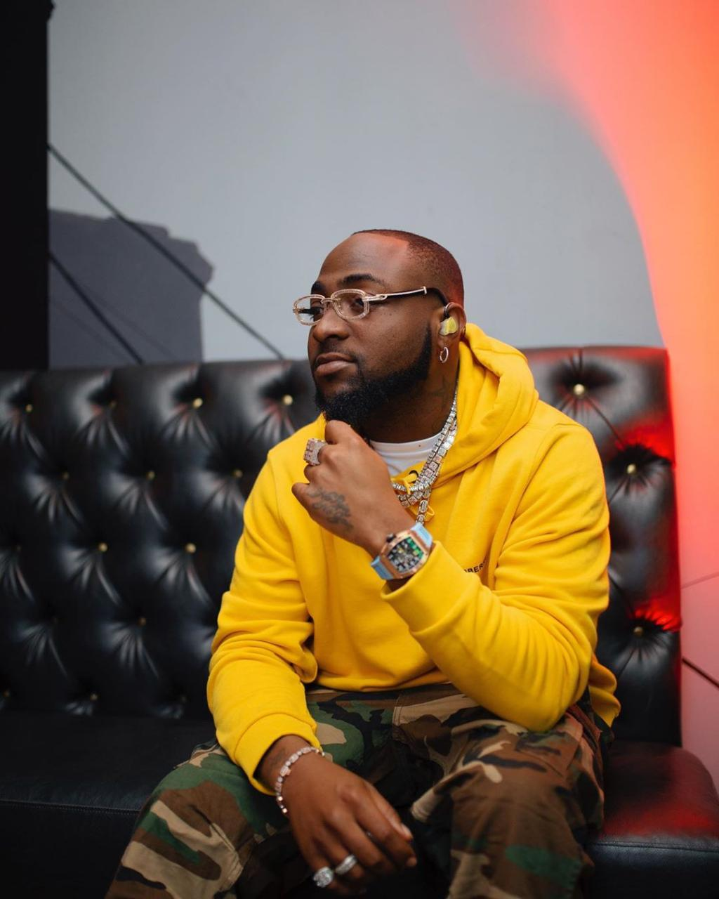 Davido explains the reason for the 'hate' he gets 1