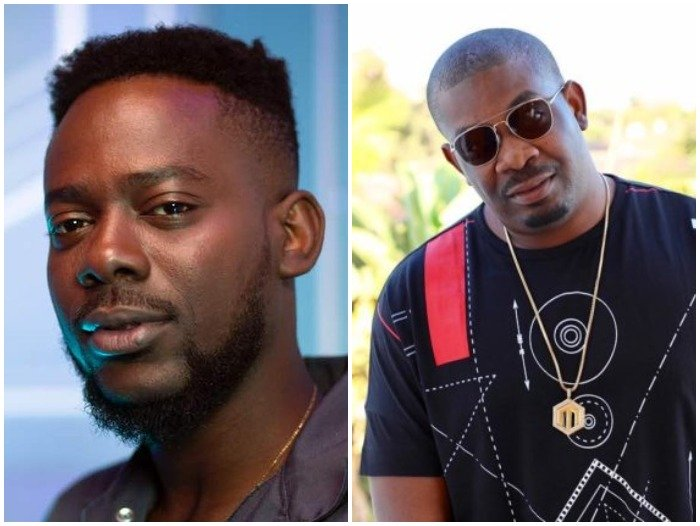 MOTIVATION!! Adekunle Gold Shares The Screenshot Of The Message He Sent To Don Jazzy 9 Years Ago (READ) 1