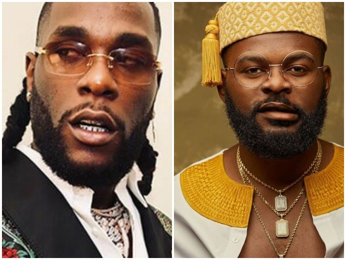 BE SINCERE!! Falz vs Burna Boy – If Both Contest For President Of Nigeria, Who Would You Vote For?