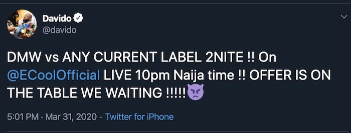 """YBNL vs DMW – Which Record Label Do You Think Will Win When It's Come To """"Number Of Hit Songs"""" (Read This) 2"""