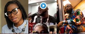 Davido And Asa Singing Each Other's Songs Is The Best Thing You Will See Today (Watch Video) 1