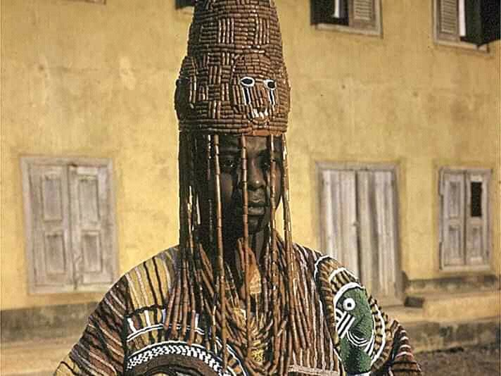 """VERY INTERESTING!! Read The Story Of """"Oba Samuel Asusumasa"""" Of Ekiti That Was Hanged For Killing A 1-Year Old Baby For Ritual 1"""