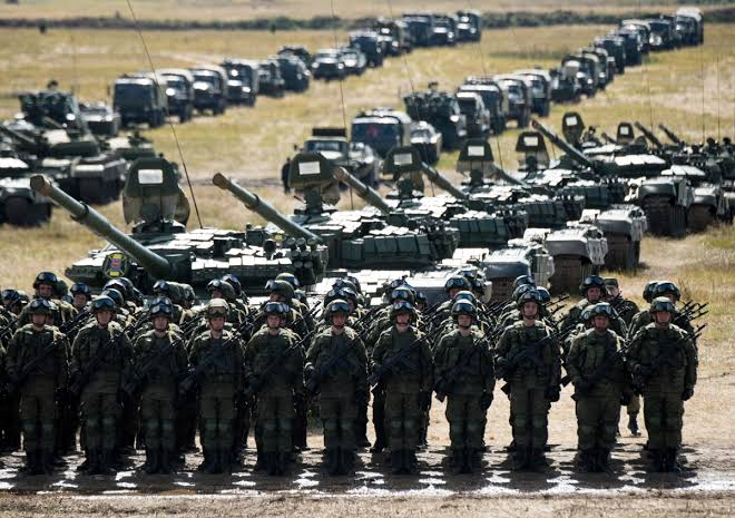 See The Top 20 Countries With The Most Powerful Military In The World (No. 3 Will Shock You) 4