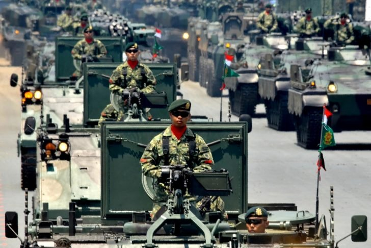 See The Top 20 Countries With The Most Powerful Military In The World (No. 3 Will Shock You) 32