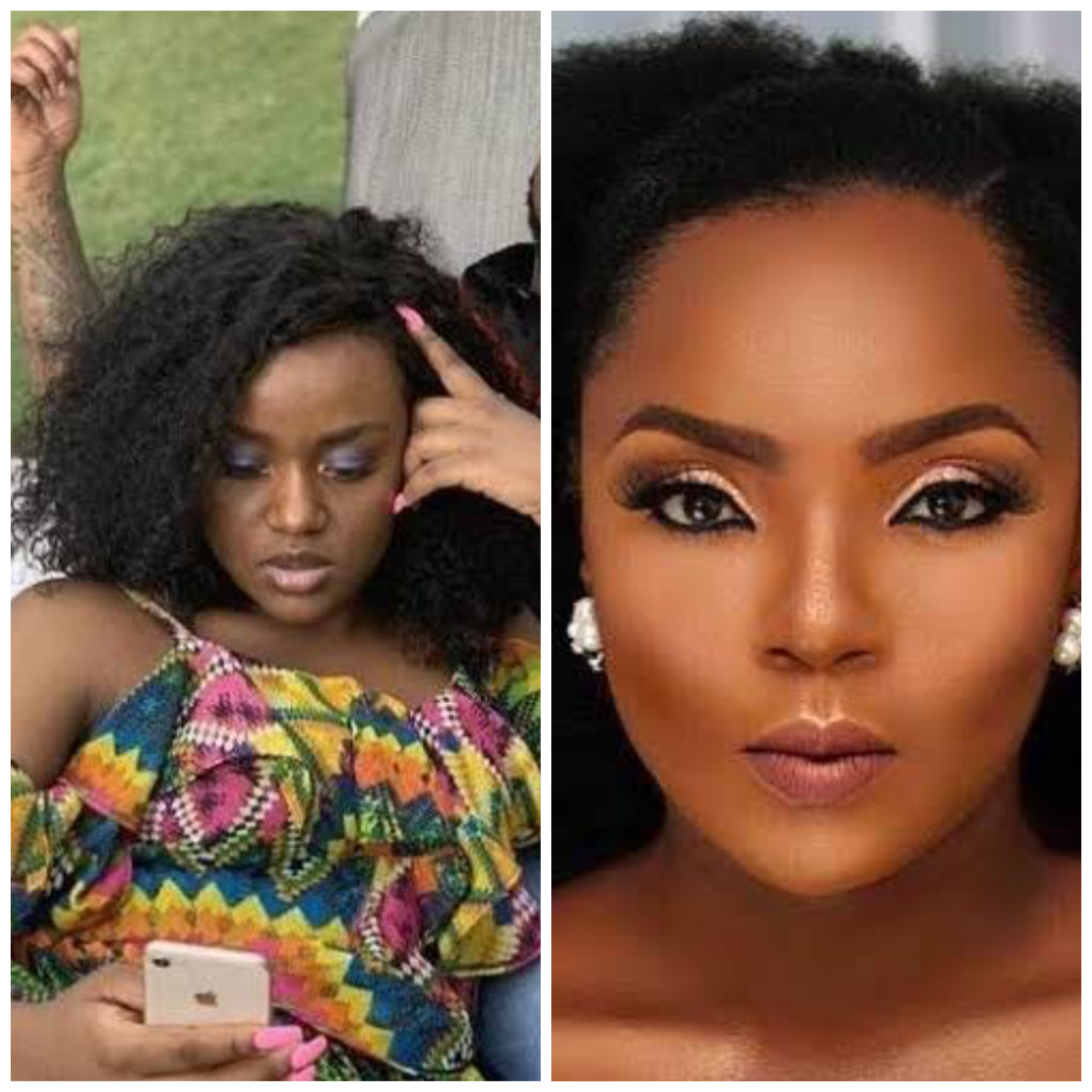 Chioma Akpota Reacts After She Was Mistaken For Davido's Fiancee Who Recovered From COVID-19