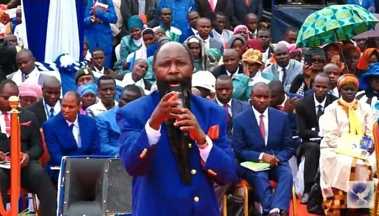 Kenyan Prophet who said the World was going to End April 12th, says he begged God to postpone 1