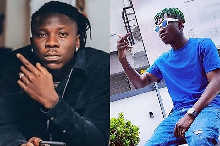 Stonebwoy Reveals Why He Featured Zlatan In His Album (SEE WHY) 1