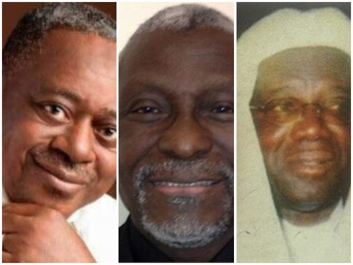 REVEALED!! See The Faces Of The 4 Nigerians Who Have Died Of Coronavirus (Photos)