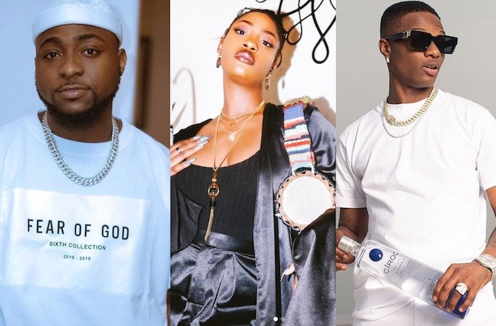 Davido and Wizkid Set To Feature Rising Star, Tems – Which Collaboration With Tems Do You Think Will Be Better?