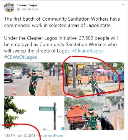 SHOCKING!! New Details Emerge On Viral Photo Of Funke Akindele Cleaning The Streets As Punishment 2