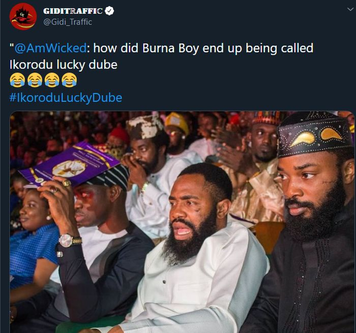 LOL!! Nigerians Are Rubbishing Burna Boy On Social Media, They Now Call Him Ikorodu Lucky Dube – Do You Think He Deserves It? 7