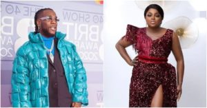 Burna Boy Calls Out Nigerians For Not Calling Out Politicians With The Same Energy They Geared For Funke Akindele's Arrest 1