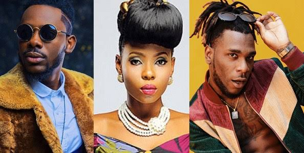 BUSTED!! Singer, Adekunle Gold Confronts Yemi Alade For Allegedly Calling Him A Liar