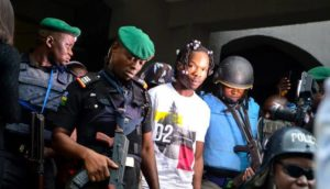 Finally! Naira Marley Surrender  Himself To Police, To Be Arraigned In Court On Wednesday 1