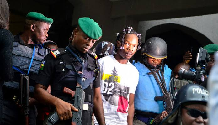 Finally! Naira Marley Surrender  Himself To Police, To Be Arraigned In Court On Wednesday