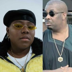 I Have A Crush On Don Jazzy, Teni Declares 1