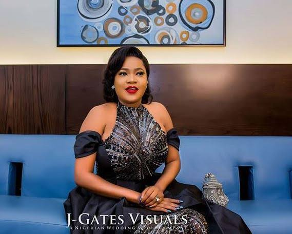Toyin Abraham Has Something To Say To Nigerians Who Judging People For Their Past Mistakes (Read Here)