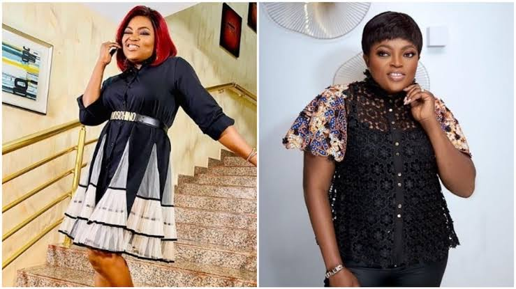 Actress Funke Akindele-Bello makes first post since arrest and prosecution