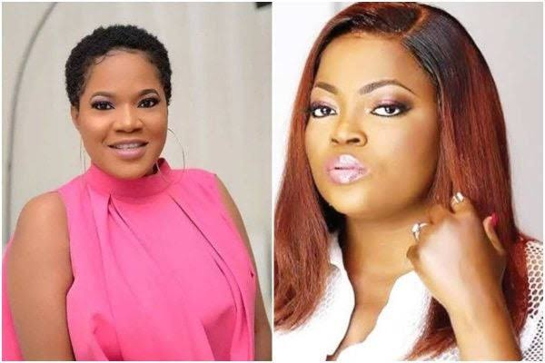 """I'm not trying to take advantage of a bad situation"" – Toyin Abraham speaks on replacing Funke as NCDC Ambassador"