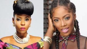 """""""People are always trying to pit us against each other"""" – Yemi Alade says about Tiwa Savage 1"""