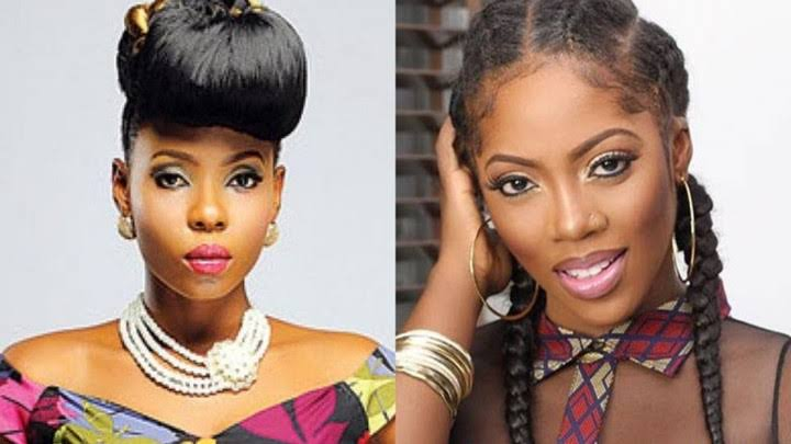 """""""People are always trying to pit us against each other"""" – Yemi Alade says about Tiwa Savage"""