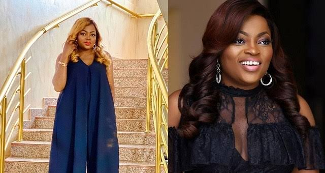 """""""God's plan is bigger than mistakes"""" – Funke Akindele writes as she shares new photos"""