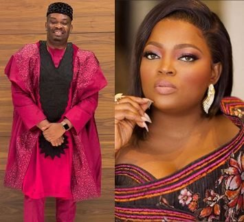 """""""I Have More Respect For You Now"""" – Don Jazzy Says As He Pens An Emotional Note To Funke Akindele 1"""