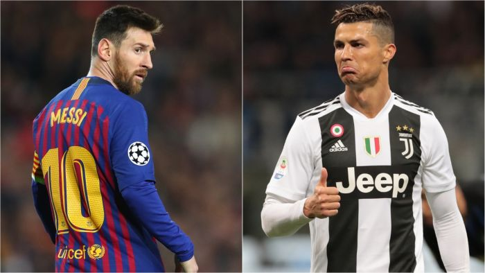 LET'S PLAY! Ronaldo & Messi, Wizkid & Davido, APC & PDP, Which Other Two Great Pairs Do You Know?