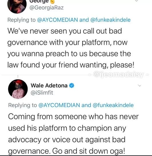 MAD OOO!! Nigerians Dragged AY Comedian For Saying This About Funke Akindele (See Tweet) 3