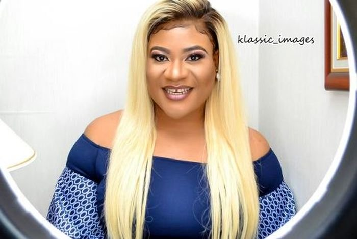 Actress Nkechi Blessing Drives 'A Thousand Mile' Just To Sleep With A Man (See Her Post)