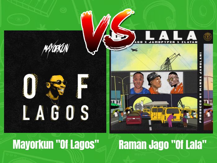 "BE SINCERE:- Mayorkun ""Of Lagos"" vs Rahman Jago ""Of Lala"" – Which Song Do You Enjoy Most? 2"