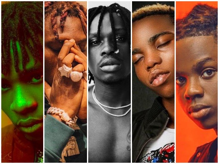 MUSIC LOVERS!! If You're To Drop Two Of These Artistes And Never Listen To Their Song Again, Who And Who Is Going? 1