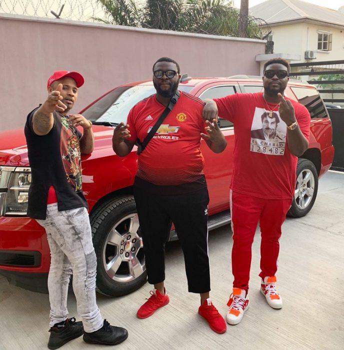 Davido In Tears As He Mourns The Death Of His Friend (See Photos Of Davido Crying) 2