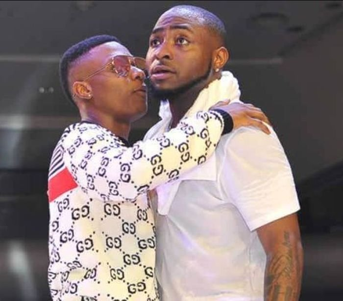 """""""Wizkid Is The One Who Inspired Me To Become A Singer"""" – Davido Reveals (Watch Video)"""